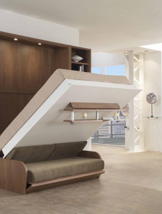 Choisir des meubles astucieux pour gagner de l'espace