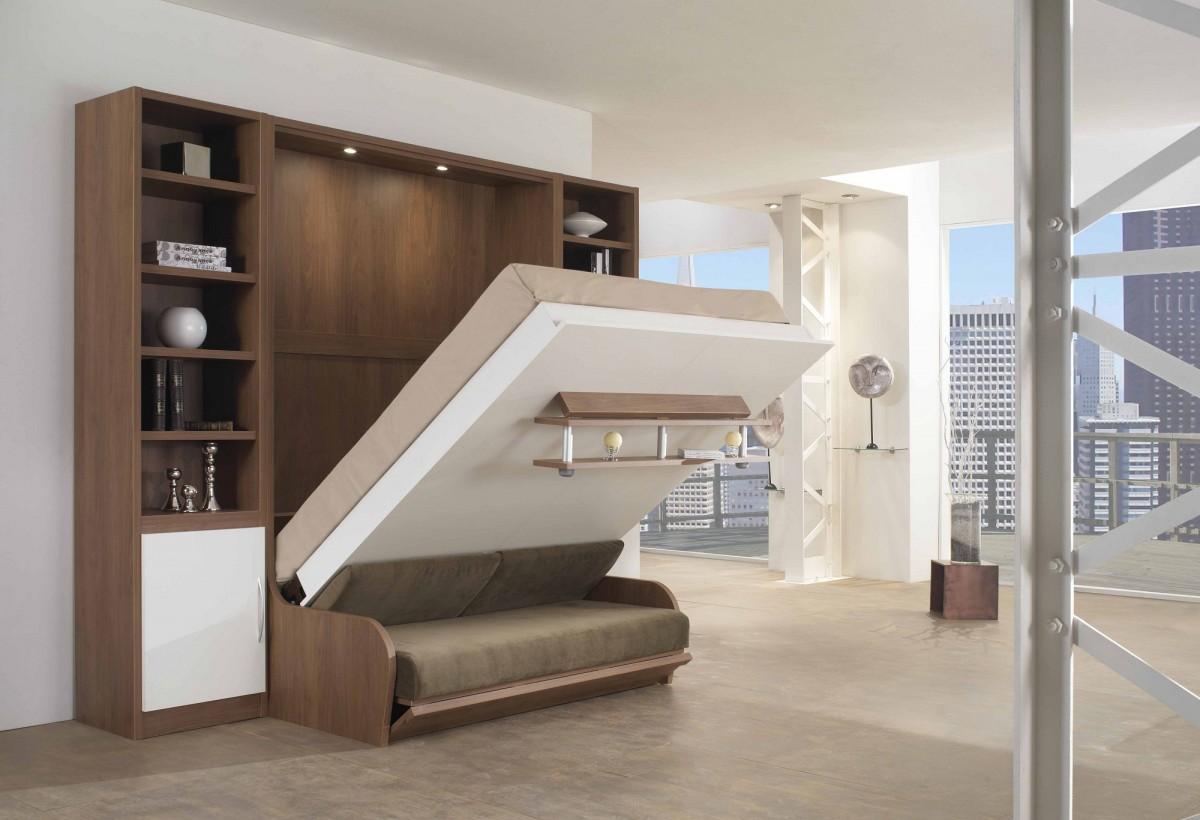 Choisir des meubles astucieux pour gagner de l espace des conseils pour la d coration maison for Rangement astucieux