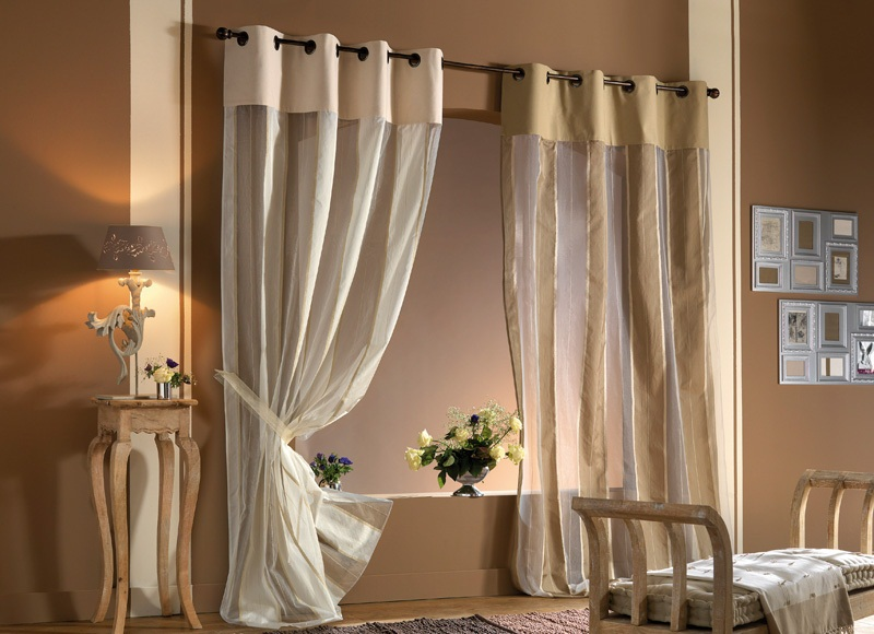 choisir les rideaux les conseils des conseils pour la d coration maison. Black Bedroom Furniture Sets. Home Design Ideas