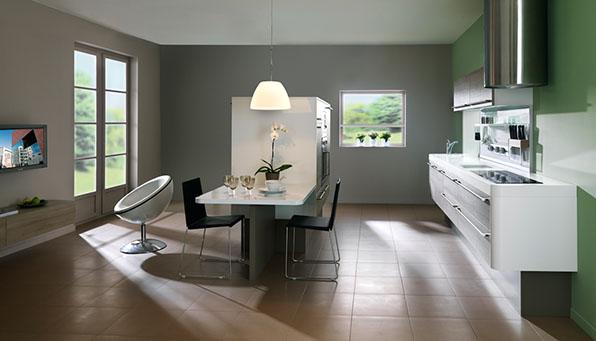 Comment gagner de l espace dans votre maison des conseils pour la d corat - Comment peindre un mur en 2 couleurs ...