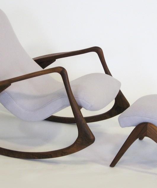 Rocking chair, un élément de décoration qui défie les âges