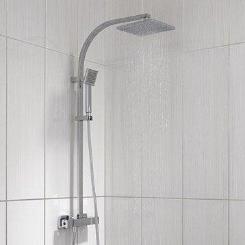 Conseils pour l'installation d'une colonne de douche