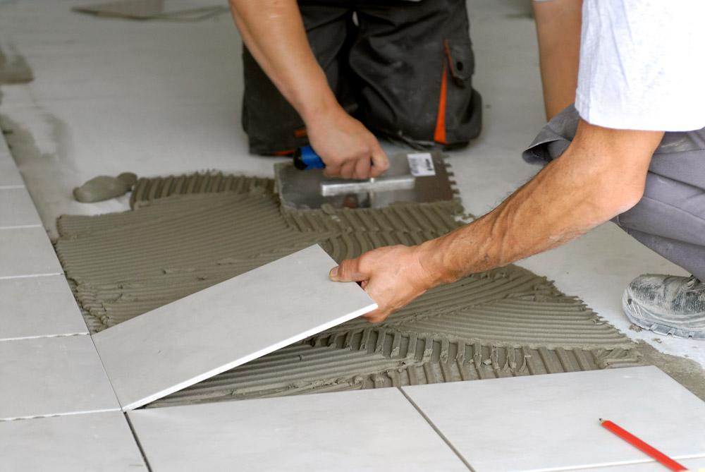 Renover un carrelage de sol trendy nettoyage facile des - Renover des joints de carrelage ...